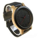 Señoras materiales respetuosas del medio ambiente del 100%/reloj de madera de los hombres