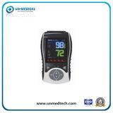 Oxymètre de pouls numérique portable Moniteur de SpO2 avec fonction d'alarme