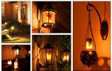 Efecto de fuego llevado 8-30V G4 llama parpadeo de la lámpara de luz de la decoración de navidad