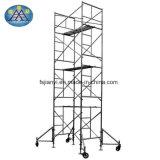 構築の足場の梯子のタイプ1930*1219移動式Ladder/Hおよび戸枠の足場