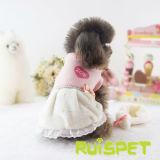 Il nuovo animale domestico del vestito da inverno del cane di arrivo copre i pannelli esterni del cucciolo dei prodotti