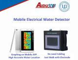 0-3000m Hot Spring Mapeamento de telefone móvel do Detector de água subterrânea Localizador de água de dispositivo de detecção de água