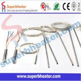 Elemento de aquecimento industrial do calefator elétrico de Rod do cartucho