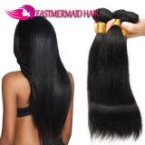 Человеческих волос волосы 100% прямо Weft бразильские