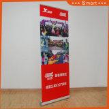 Складной сверните Плакатный подставка для дисплея с помощью пользовательских печать