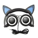 Kopfhörer Fabrik verdrahteter Stereo-Soem-Katze-Ohr-Kopfhörer