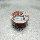 Empty BB/CC de crema caja con superficie Cambered envases cosméticos maquillaje