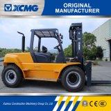 XCMG 2018 neuer 6 Tonnen-Dieselgabelstapler mit seitlichem Schieber-und Gabel-Stellwerk für Verkauf