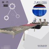 Belüftung-Kern-Schicht schäumte gewölbter Dach-Blatt-Extruder