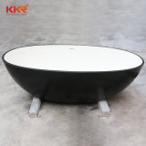 Ducha moderna superficie sólida de acrílico bañera de patas