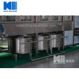 Barril de 5 galones automático completo de llenado de agua potable de la máquina de embotellado