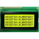 穂軸のタイプ128*64 LCDの表示のモジュールスクリーン、青が付いている文字