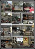 Sala de estar sofá de cuero auténtico 1+2+3 (B-850A)