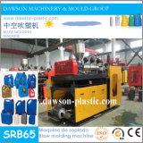 3L 4L 5L HDPE/PE beweglicher Öl-Flaschen-Schlag-formenmaschine