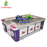 Igs雷ドラゴンの海洋王の2ゲームのボードの魚のハンターのアーケード・ゲーム機械