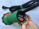 saldatore tenuto in mano lungo della plastica della saldatrice del PVC di vita attiva di certificazione del Ce 3400W