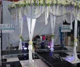 2018 роскошные свадьбы и подворачивает/фон для свадебных/партии