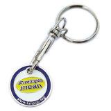 L'acquisto caldo di vendita progetta la moneta per il cliente Keychain (YB-h-010) del carrello del carrello
