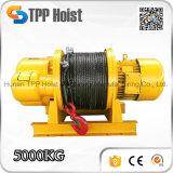 Электрический подъем веревочки провода ворота 300-600kg 220V малый компактный электрический