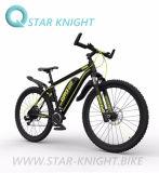 E-Vélo de haute énergie avec le banlieusard d'hommes de long terme