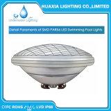 Il vetro AC12V scalda l'indicatore luminoso subacqueo bianco del raggruppamento di PAR56 Simming