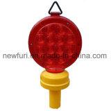 Le trafic à éclats à LED clignotant Témoin avec 12pcs LED