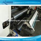 Tessuto del PE, involucro del legname, stampatrice della tela incatramata largamente