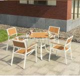 Таблица и стул сада Polywood обедая