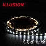 свет прокладки кремния IP20/IP65/IP68 СИД 22-24LM/LED SMD5050 60LED/M