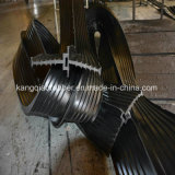 مطّاطة [وترستوب] موقف/فولاذ حافّة مطّاطة ماء موقف مع صنع وفقا لطلب الزّبون حجم