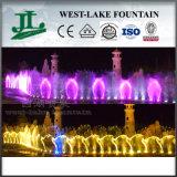 ベトナムのVinpearl Phu Quocの大きい音楽ダンスの噴水