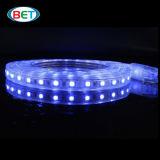 Bande imperméable à l'eau d'éclairage LED de la faible puissance 14.4W SMD5050 60LED RVB