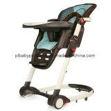 Heißes Verkaufs-Baby-hoher Stuhl-Baby-Abendessen-Stuhl-Baby-sitzender Stuhl-Fabrik-Preis-Baby-führender Stuhl