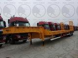 40FT Three-Axle Lowbed Полуприцепе