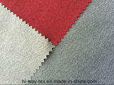 Hwqd785 100% poliéster Melance tecido stretch
