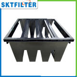 Großer Wind-Datenträger-Filter-Plastikrahmen