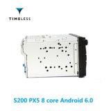 Android Timelesslong 6.0 Plataforma S200 2DIN AUTO-RÁDIO LEITOR DE DVD para Nissan Antiga Universal / construído em Carplay (TID-W001)