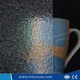 Vidro de vidro/modelado figurado/rolou o vidro/vidro gravado do vidro/nó (Nashiji, Mistlite, flora, Karatachi, diamante) com CE, ISO