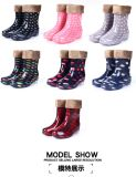 快適な多彩で暖かい雨靴