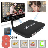 Hot Amlogic S912 WiFi dual 6.0 de Android TV Box