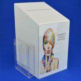 Freie Farben-Acrylmünzen-Abgabe-Behälter für Verkauf