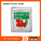 OEM facial de masque de soin de face de masque de cerise