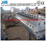 UPVC/PVC/agité de feuilles de toiture en carton ondulé extrusion de la machine