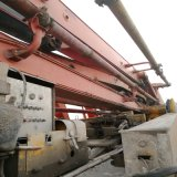 42 mètres de la machinerie de construction SANY marque chariot de la pompe à béton