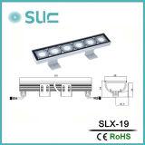 Novo Design 18W de alta eficiência 0,3m de parede LED de iluminação do Lavador