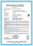 2500L/H, intermédiaire en acier inoxydable, homogénéisateur transformation de produits laitiers