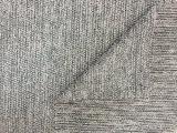 Tela catiónica gris del poliester para la ropa de deportes (HD2103111)