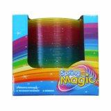 Blinkender magischer Regenbogen des Sprung-Spielzeugs (3 Arten)