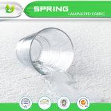 Fodera per materassi 100% impermeabile del Terry del cotone con la membrana respirabile di 0.025mm TPU