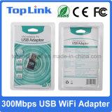 переходника USB беспроволочный WiFi 802.11n Realtek Rtl8192 300Mbps для установленной верхней коробки